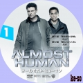 ALMOST HUMAN オールモスト・ヒューマン 01