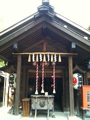 久国神社 本殿