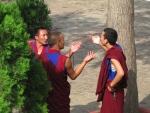 Bon monastery debate