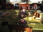 breakfast in Dare