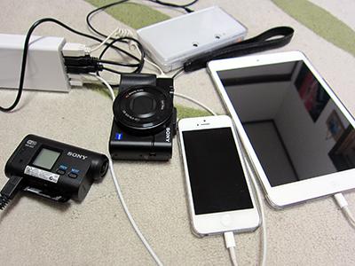 Anker 40W 5ポート USB急速充電器