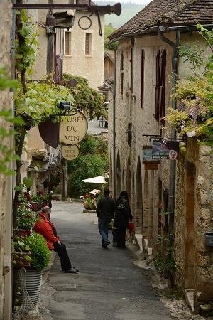 Musee du Vinの店