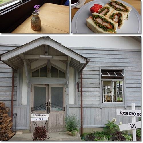 kobe ozo cafe 901 2014・6月22日 (2)