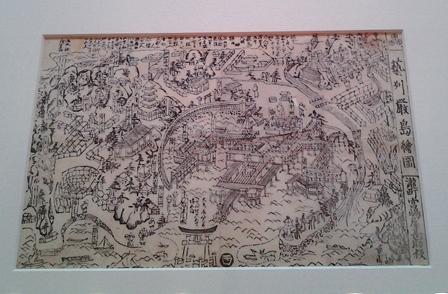 厳島神社 絵図