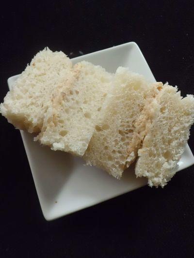 くりぬいたパン