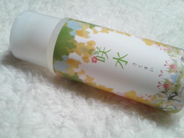 咲水スキンケアローション1