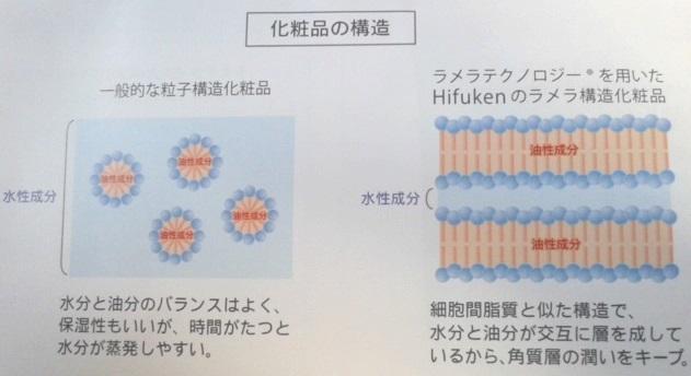 ラミナーゼ 化粧品の構造1