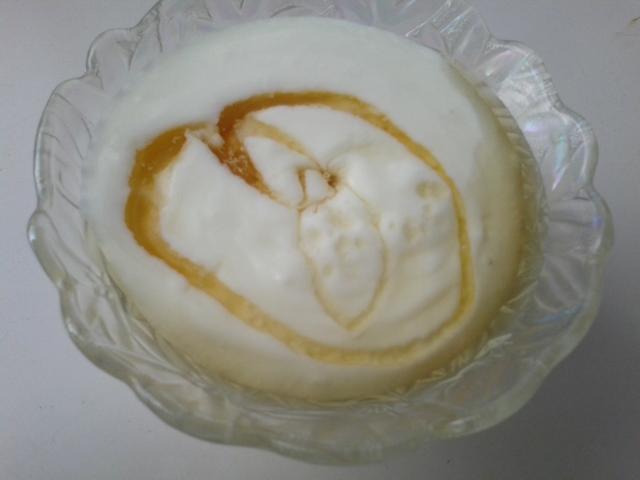ベルタ酵素とヨーグルト