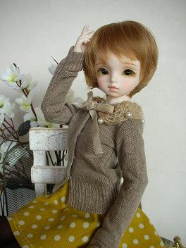ドルミス戦利品 黄色いスカート 6