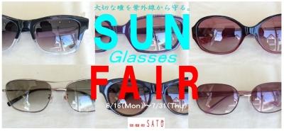 2014 SUN FAIR