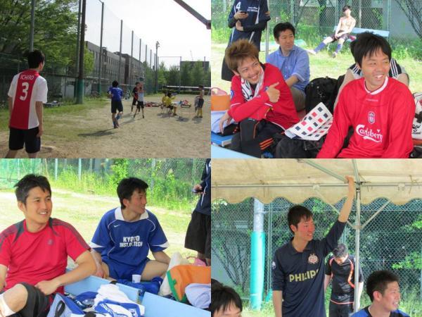 京都工芸繊大学サッカー部OB戦-5
