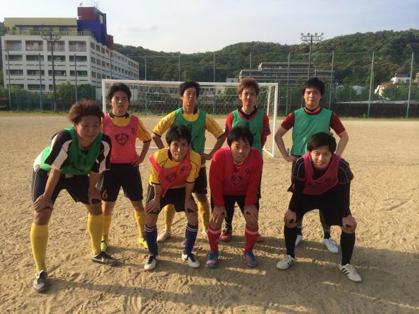 京都工芸繊大学サッカー部OB戦-6