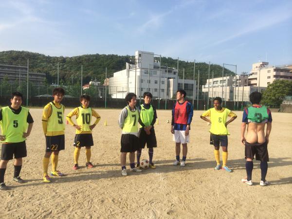 京都工芸繊大学サッカー部OB戦-12