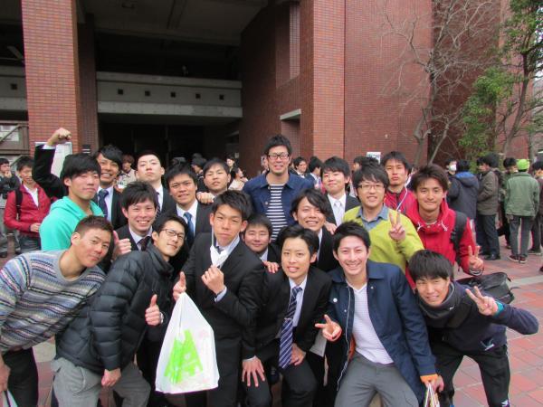 京都工芸繊維大学 卒業式 '14