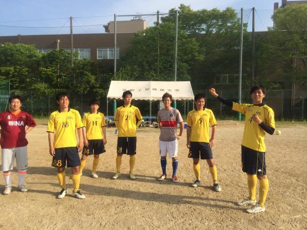京都工芸繊大学サッカー部OB戦-7