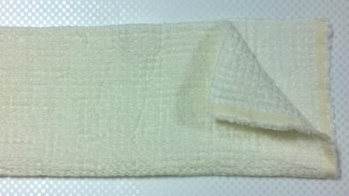 麻100%ワッフル生地●着物・浴衣用補整用品
