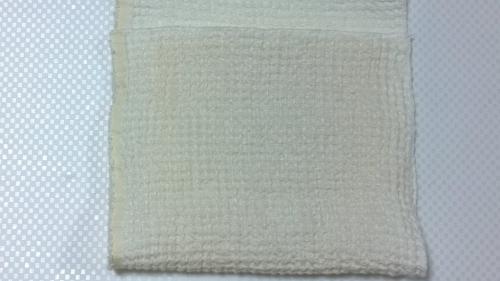 麻100%ワッフル生地●着物・浴衣用ウエスト補整用品