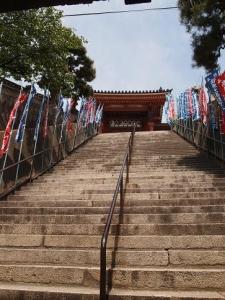 浄土寺階段