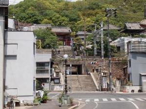 浄土寺入口