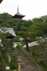西国寺三重塔