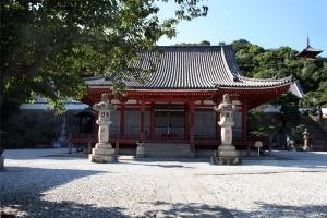 西国寺金堂