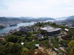 千光寺公園からの眺望