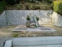 小林和作の墓