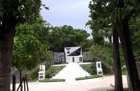 対馬丸慰霊碑