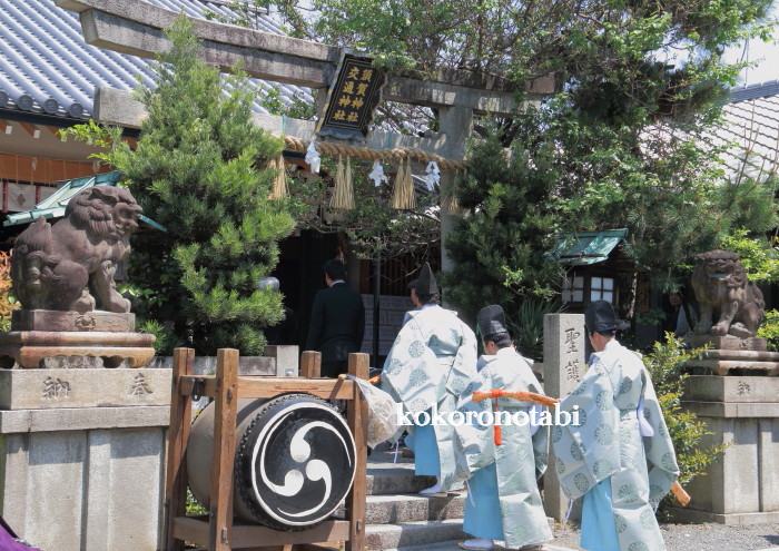 須賀神社 角豆祭4