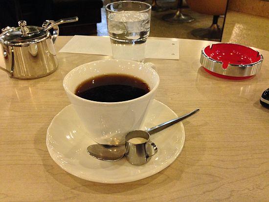 コーヒー250円