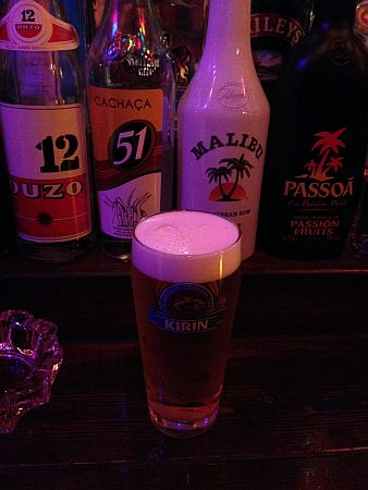 とりあえずビールを