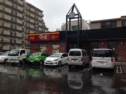 すき家 2国明石天文町店