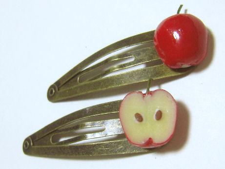 リンゴのパッチンピン02271
