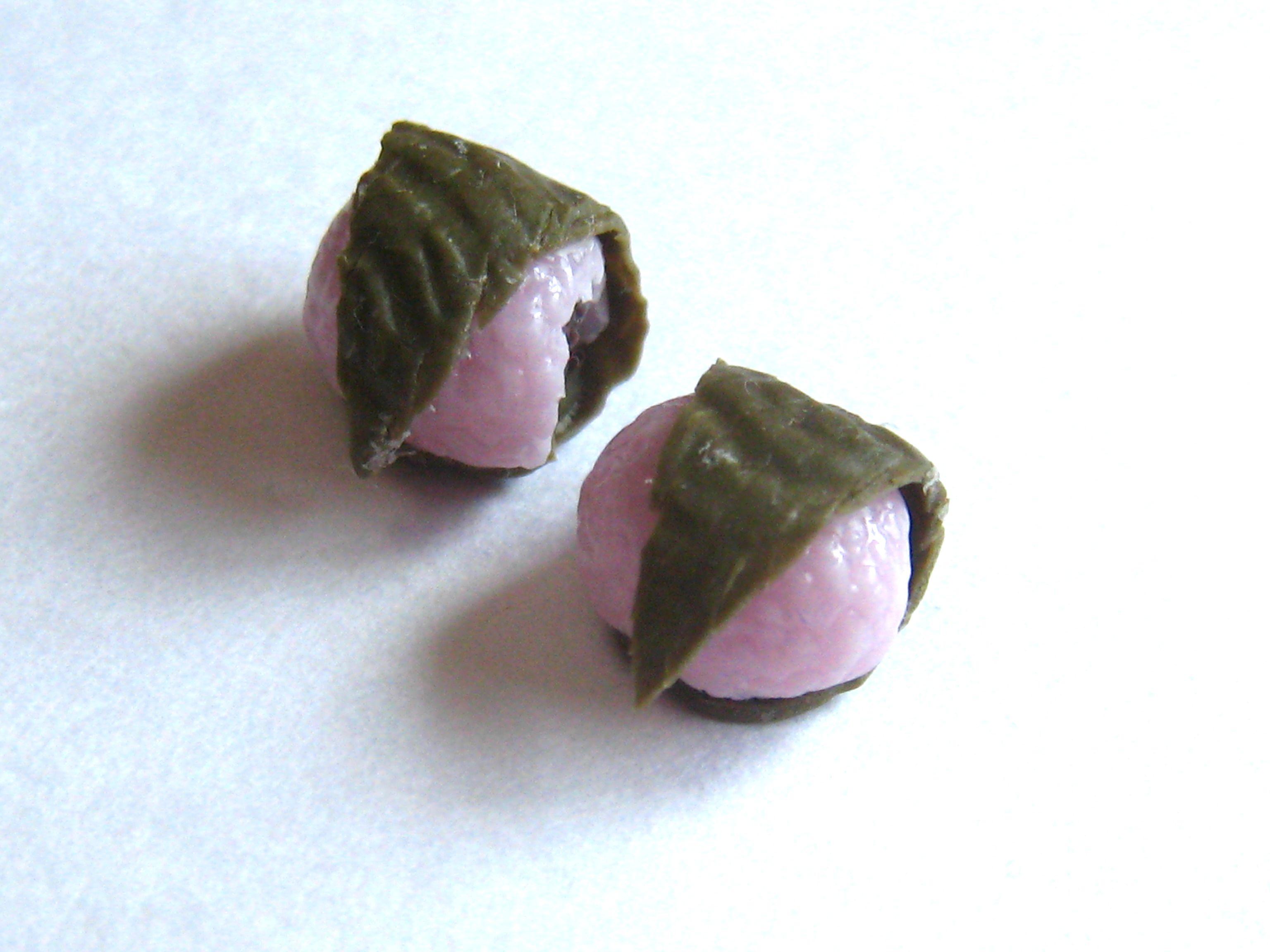 ミニチュア桜餅04251