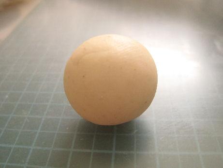 最中の粘土