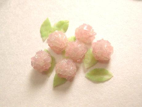 和菓子のあじさいミニ2
