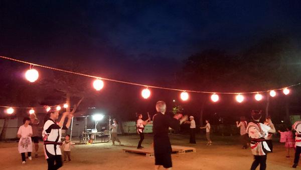 盆踊り14.8.17④