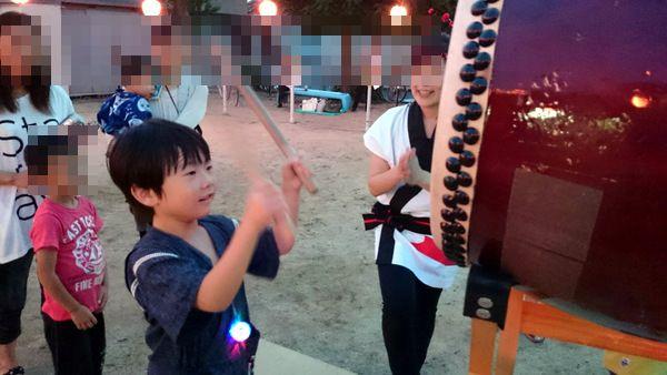盆踊り14.8.17③