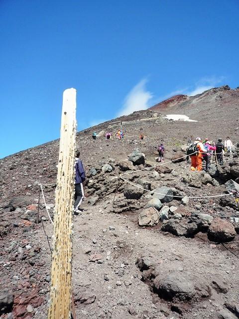 富士登山・7