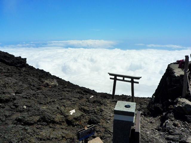 富士登山・11