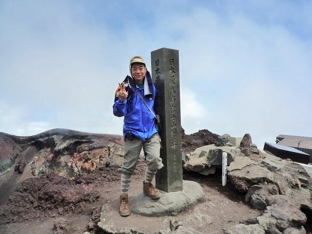 富士登山・12