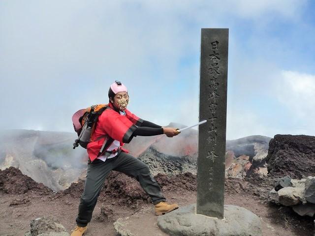 富士登山・13