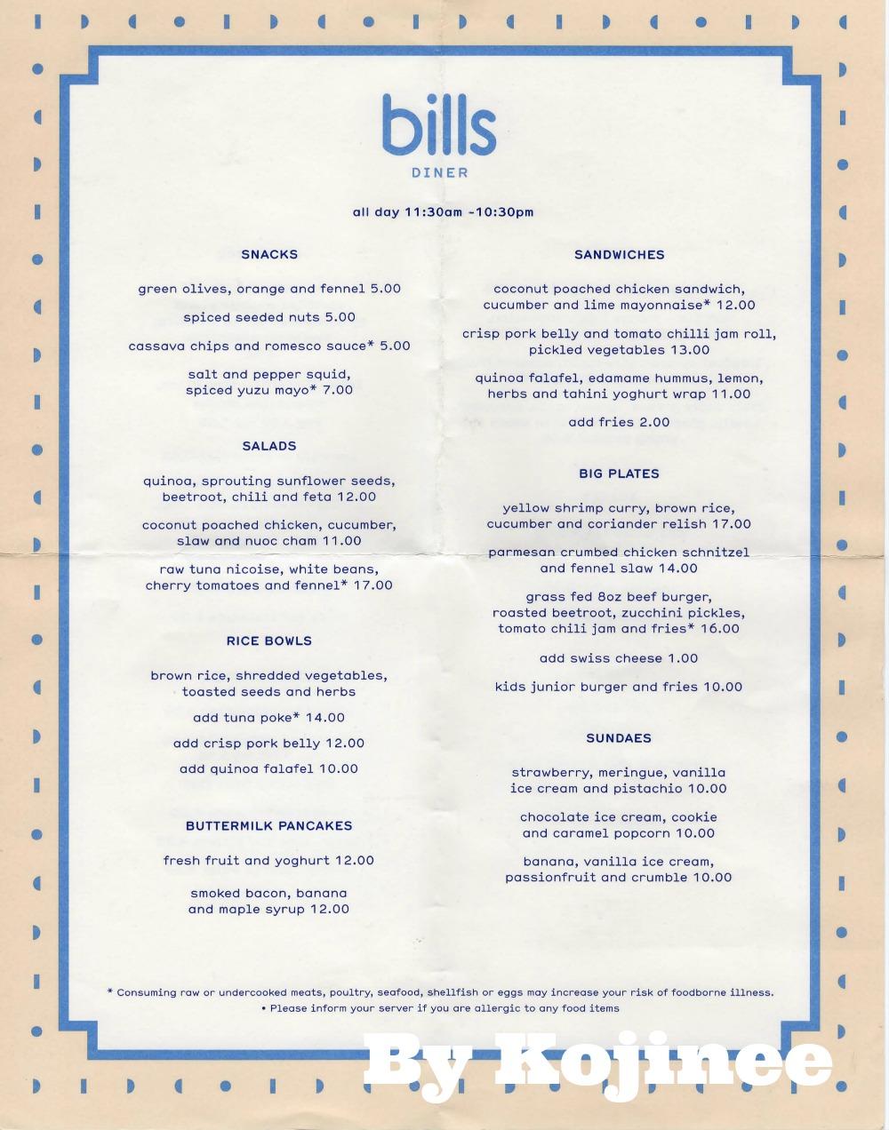 bills menu2