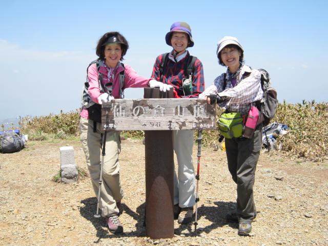 2014531仙ノ倉山山頂