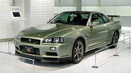 260px-Nissan_Skyline_R34_GT-R_Nür_001