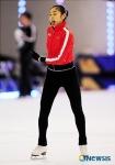 キム・ヨナ 舌出し 韓国フィギュアスケート選手 口開け 高画質 エロかわいい画像9