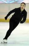 キム・ヨナ 舌出し 韓国フィギュアスケート選手 口開け 高画質 エロかわいい画像11