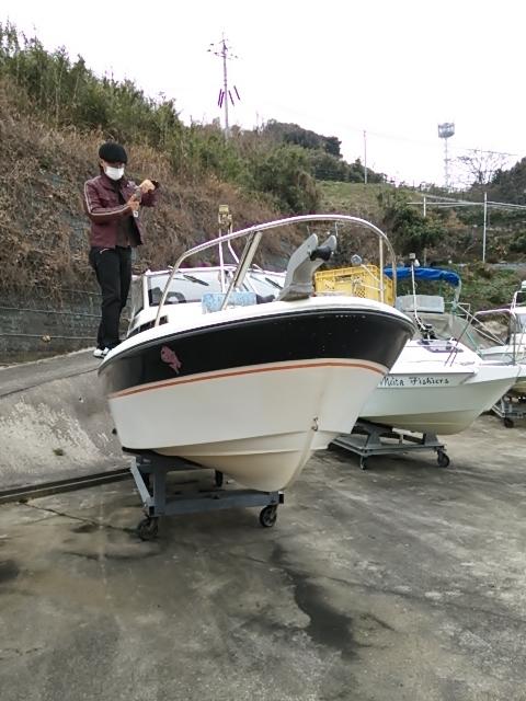 ボート見学4