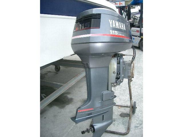 ヤマハ2サイクル115馬力35万円