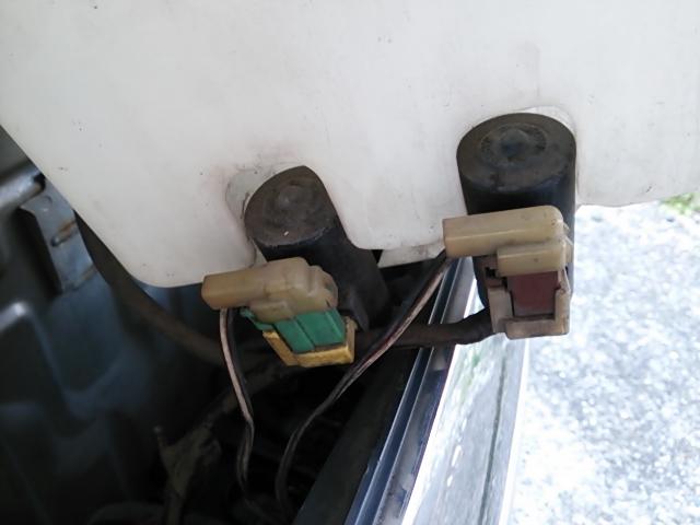 バモス・バッテリー交換6